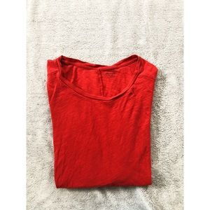 MADEWELL• Long Sleeved Tee Shirt